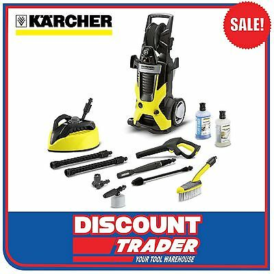 Karcher High Pressure Cleaner 2300PSI K 6 Premium Home & Car Deluxe 1.167-603.0