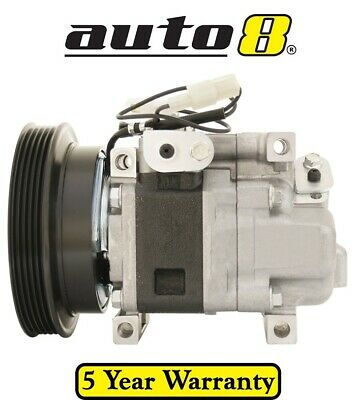 Air Conditioning Compressor suits Ford Laser KQ 1.6L Petrol ZM 2001 - 2002