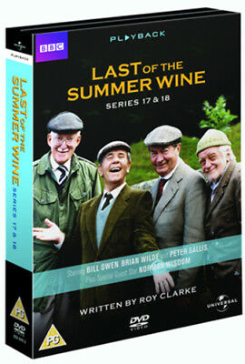 Last of the Summer Wine: The Complete Series 17 and 18 DVD (2010) Bill Owen