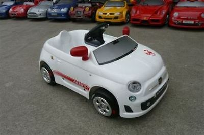 Abarth Nuova Blanche A Pedales Toys Toys