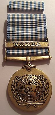 United Nations Korean Service Military Medal with RIBBON
