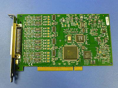 National Instruments PCI-4351 NI DAQ Card, Precision Temperature / Voltage Meter