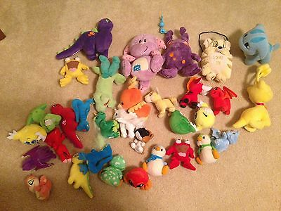 Neopets PLUSH COLLECTION (35) Vintage