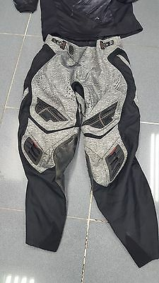 Fly Racing Gear Evolution Clean 2.0 Pants Size 34 Fly Yamaha Patches Yzf Yz125