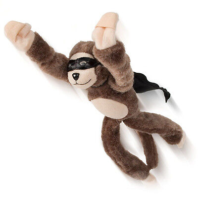 New Cool Flying Screaming Monkey Slingshot Plush Animal Funny Toys For GIFTS BOS