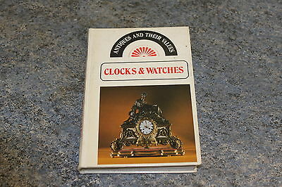 Antiques and there values Clocks and watches book