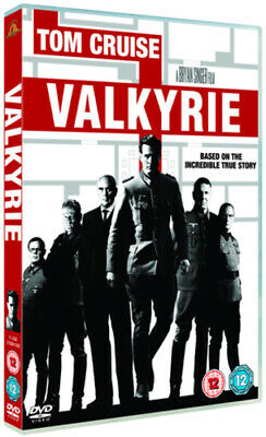 Valkyrie DVD (2009) Tom Cruise, Singer (DIR) cert 12 FREE Shipping, Save £s