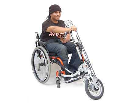 Rio Mobility 8-speed Dragonfly Handcycle for Wheelchair