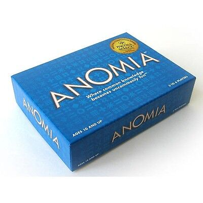 Anomia Card Game - New Sealed