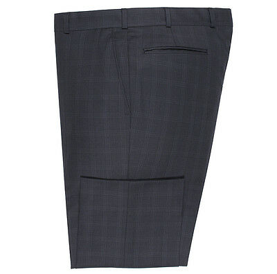 Cambridge Suit Trouser Navy Check