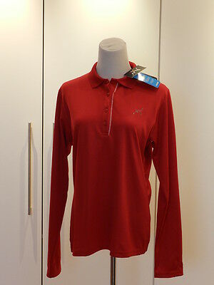MW by Chayanne Lapis Thermo Poloshirt  Damen Gr.42  UVP 69,95