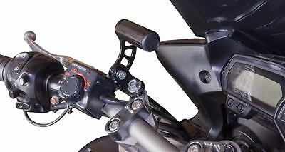Phone / Sat Nav Mount Vespa LML Lambretta Bar Handle Mounting For Clamp