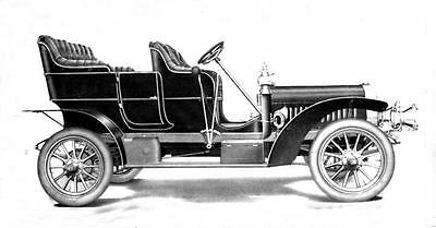 1905 ? Rambler 35 40 HP Automobile Photo Poster zua3231-NQI8OR