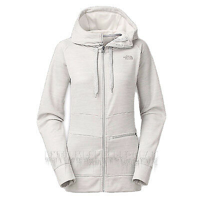 THE NORTH FACE Womens 2016 Heather Grey SHELLY HOODIE