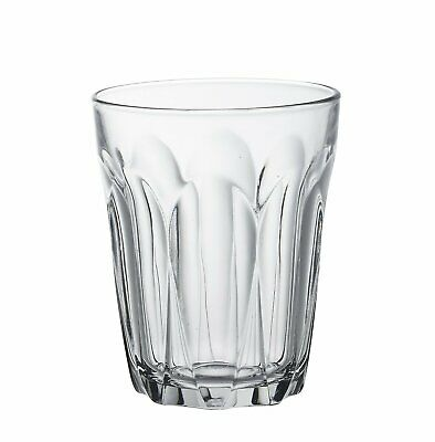 6x Duralex Tumbler, 220mL, Provence, Commercial Coffee or Beverage Glass
