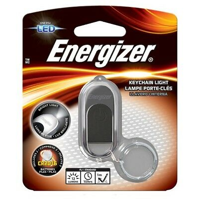 Energizer High Tech LED Keychain Light, Batteries included