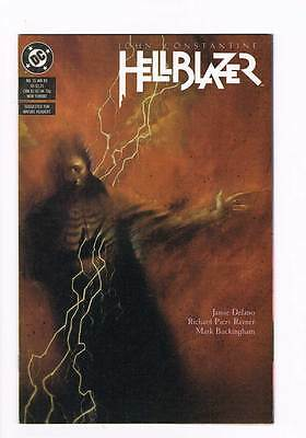 Hellblazer # 15 The Fear Machine, Part II ! Constantine grade - 8.5 scarce !!