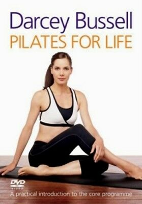 Darcey Bussell: Pilates for Life DVD (2013) Darcey Bussell ***NEW***