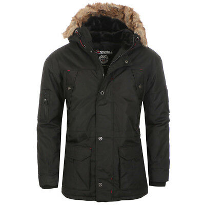 Geographical Norway Anaconda/Abiosaure Herren Winter Jacke Parka Parker