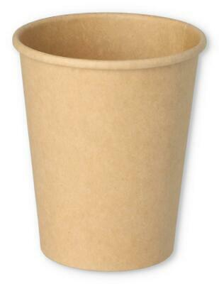 1.000 Coffee to go Becher 0,2l Kaffeebecher Pappbecher Coffeebecher 200ml Cup