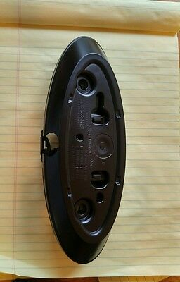2004-14 Ford F150 rear camera emblem housing Matte Black Custom AL3Z-19H511-A
