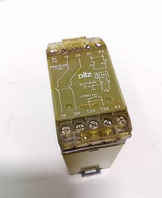 Pilz Safety Relay 230V Ac Pnoz/5 17788