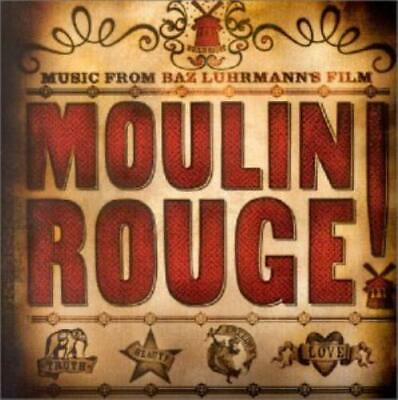 Original Soundtrack : Moulin Rouge CD