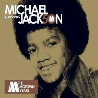 Michael Jackson and the Jackson 5 : The Motown Years CD (2009)