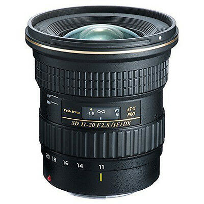 Tokina 11-20MM F/2.8 PRO DIGITAL LENS (for Nikon and Canon)