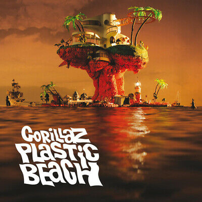Gorillaz : Plastic Beach CD (2010)