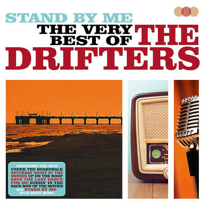 The Drifters : Stand By Me: The Very Best of the Drifters CD (2015) ***NEW***