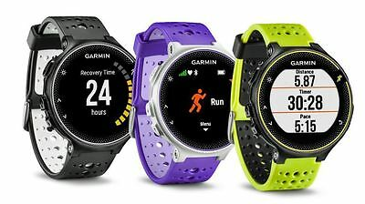 Garmin Forerunner 230 GPS Running Watch & Activity Tracker Black