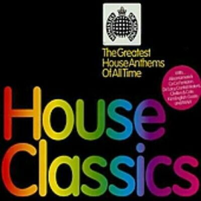 Various Artists : House Classics CD Value Guaranteed from eBay's biggest seller!