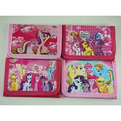 My Little Pony Girls Kids Women Purse Coins Wallet Party Bag Gifts + GIFT