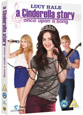 A Cinderella Story 3 - Once Upon a Song DVD (2012) Missi Pyle