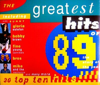 Various : Greatest Hits of 89 CD Value Guaranteed from eBay's biggest seller!