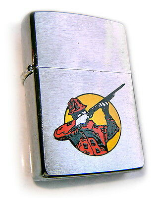 ZIPPO Vintage 1993 SPORT SERIES:DUCK HUNTER NEW OLD STOCK! Very RARE Collectible
