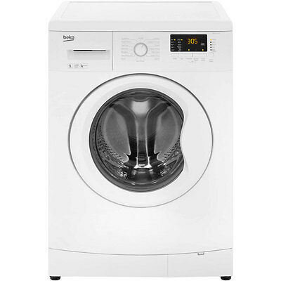 Beko WMB91233LW A+++ 9Kg 1200 Spin Washing Machine White New from AO