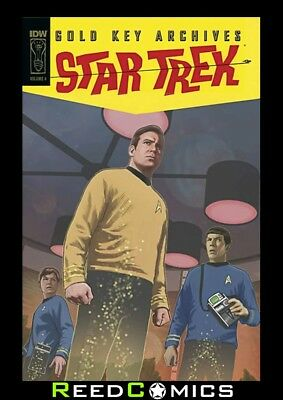 STAR TREK GOLD KEY ARCHIVES VOLUME 4 HARDCOVER Hardback Collects (Vol 1) #19-24