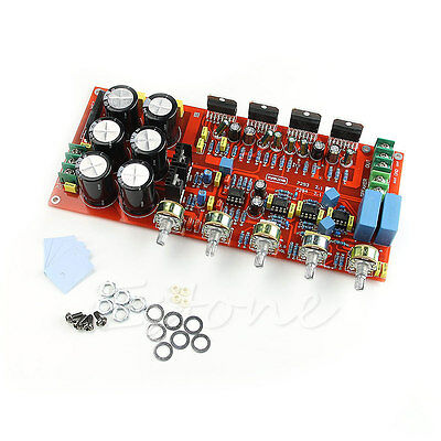1pc TDA7294 2 × 80W +160W Subwoofer Low Pass Filter 2.1 Amplifier Board Module