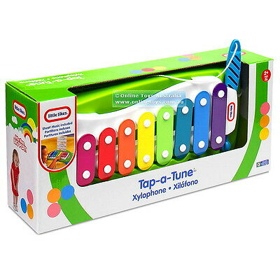 LITTLE TIKES Kids Tap-a-Tune Toy Xylophone BNIB toddler 2+ years Music