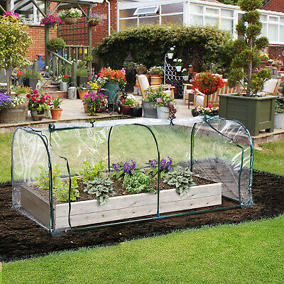 7'x3'x3' Mini Greenhouse Portable Gardening Flower House Plants Yard Hot Tunnel