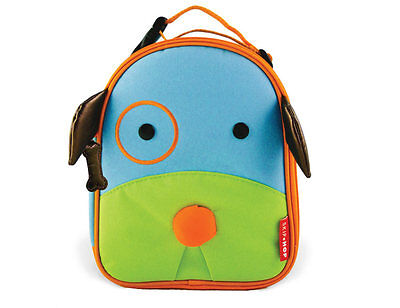 Skip Hop Zoo Lunchie Insulated Kids Reusable Lunch Bag for School - Darby Dog