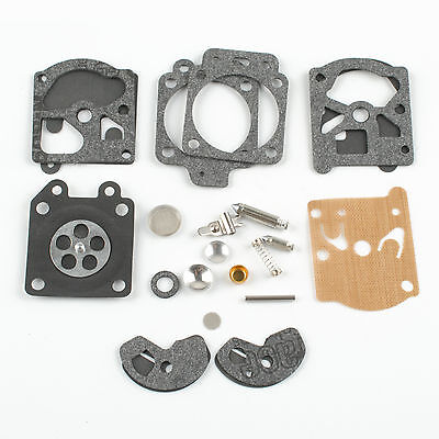 Carburetor Carb Repair Kit Gasket Diaphragm for Walbro WA WT SeriesCarby K10-WAT