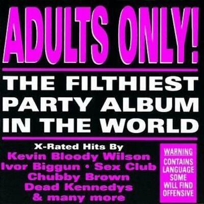 Adults Only!: The Filthiest Party Album CD (2003) Expertly Refurbished Product