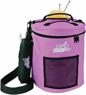 ArtBin Yarn Drum 12-inches round by 12-3/4-inches high,Pink Name:Pouch New Brand