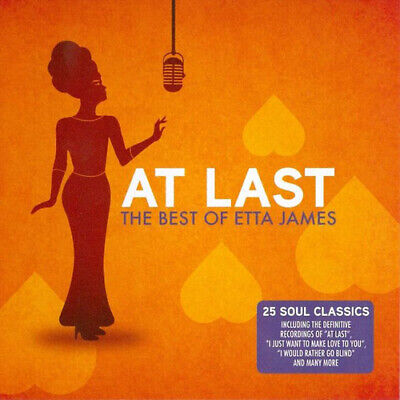 Etta James : At Last: The Best of Etta James CD (2012) ***NEW***