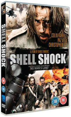 Shell Shock DVD (2011) Colin Farrell, Tanovic (DIR) cert 15 Fast and FREE P & P