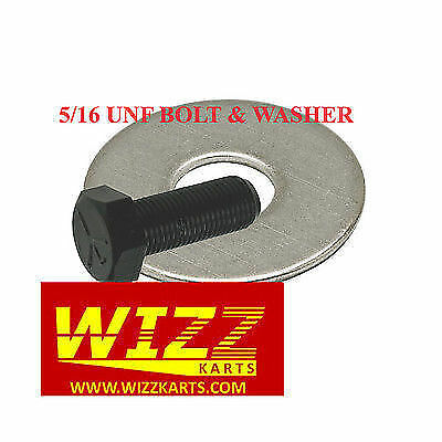 5/16 Bolt & Washer for Magnum GE MT BE & Max Torque Clutch FREE POSTAGE