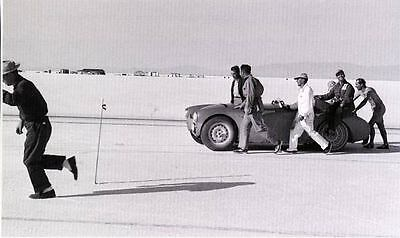 1954 Austin Healey 100S Bonneville Factory Photo ua1869-LQN7BE
